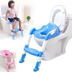Potty Chairs For Babies Baby Doll High Chair Toys R Us Toddler Toilet Training Seat 2 Step Ladder