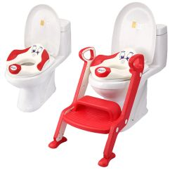 Stool Chair For Toilet Swing Stand Only Baby Toddler Training Potty Seat 2 Step Ladder