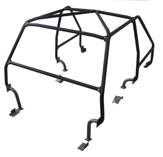 Raptor 4x4 Suzuki Samurai External Roll Cage Rear Hard Top