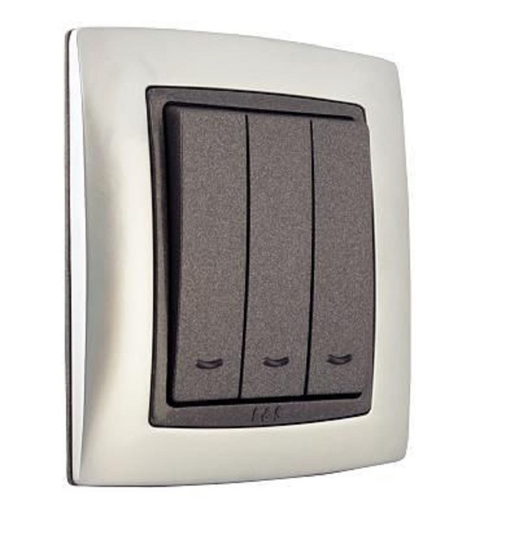 3 Way 2 Gang Light Switches