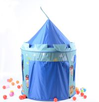 Pirate Children Kids Blue Indoor Outdoor Pop up Play Tent ...