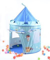 Pirate Children Kids Blue Indoor Outdoor Pop up Play Tent ...
