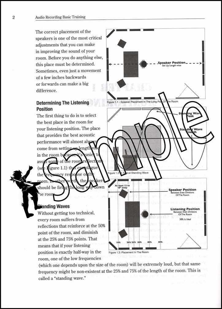 Audio Recording Basic Training Book/DVD Hands on Survival