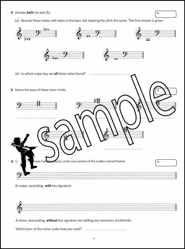 ABRSM Music Theory Practice Papers 2017 Grade 2 Past Exam