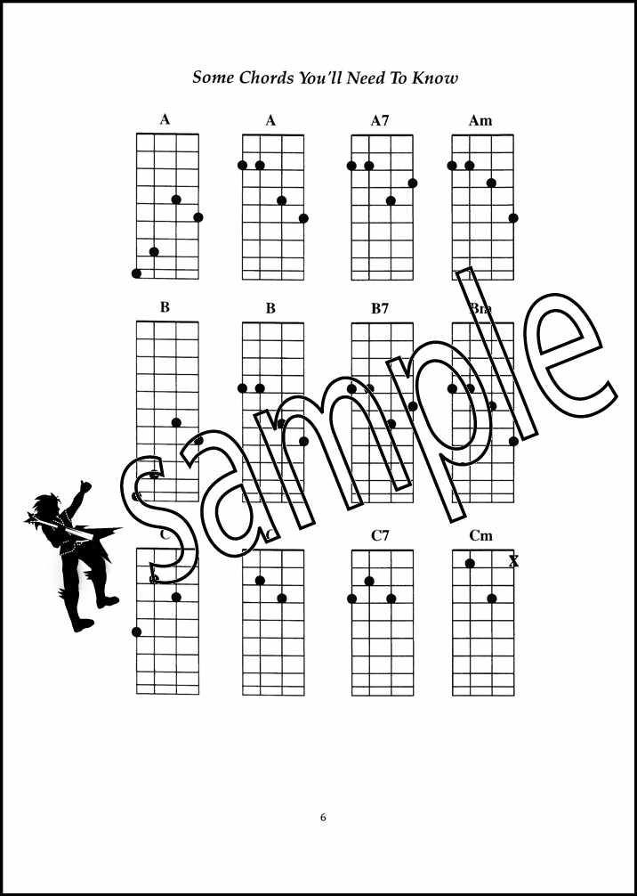 A Smokey Mountain Christmas for Mandolin TAB Music Book