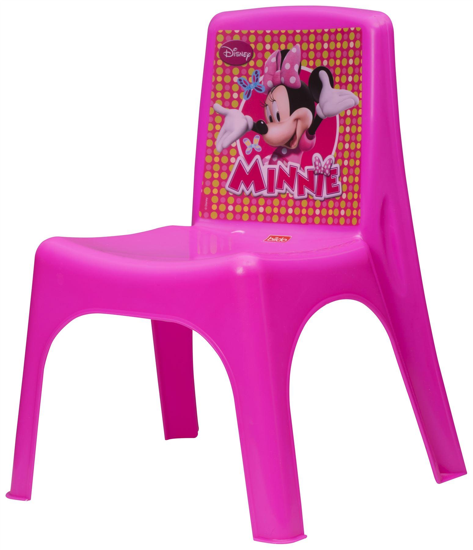 Disney Minnie Mouse Chair  Frozen Kitchen Tea Set Beauty