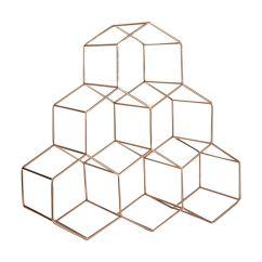 Copper Kitchen Utensil Holder Designer Sinks Vertex Accessory Set Basket Trivet