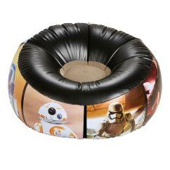 Star Wars Bean Bag Chair Break Room Chairs Kids Junior Lightweight Inflatable Paw Patrol My
