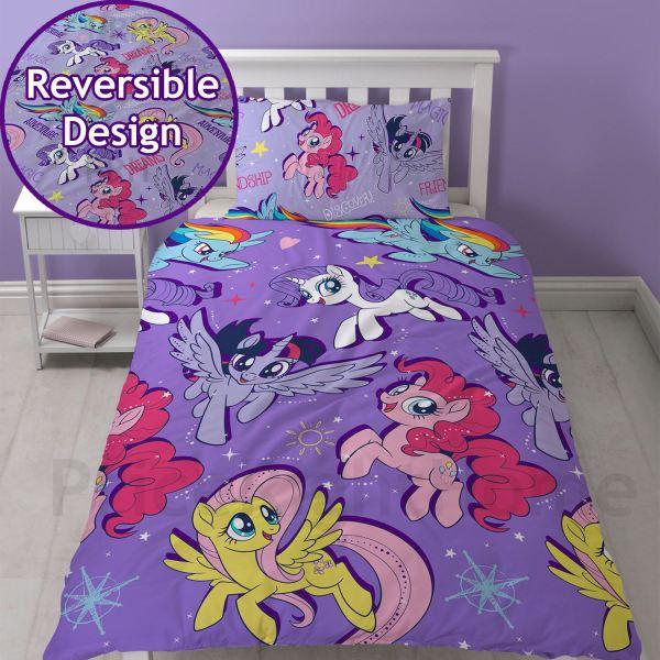 My Little Pony Bedding for Girls