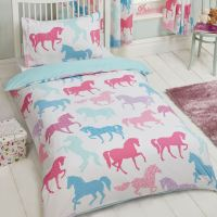 GIRLS DUVET COVERS BEDDING JUNIOR, SINGLE, DOUBLE ...