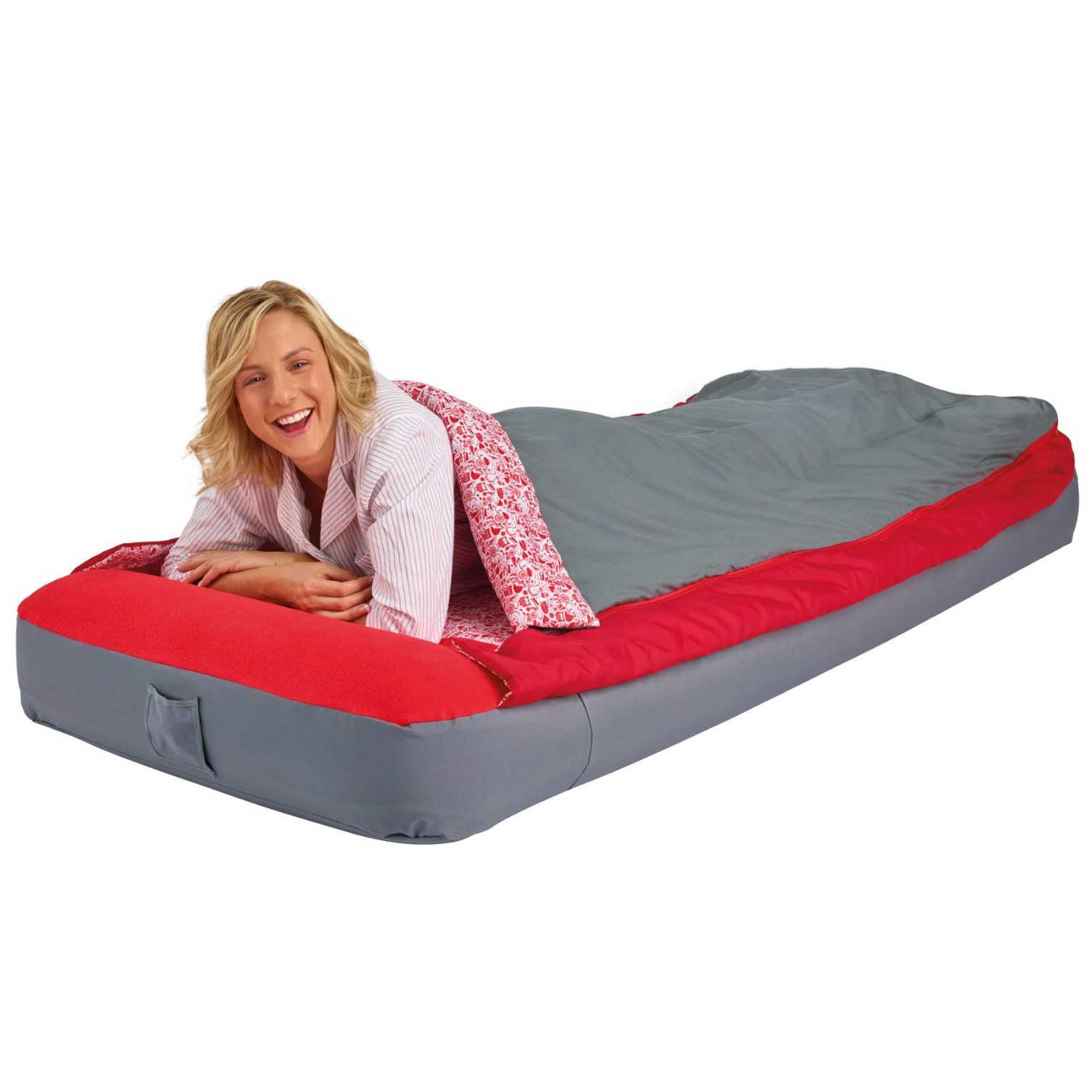 WORLDS APART DELUXE ADULT SINGLE INFLATABLE READY BED NEW