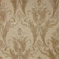 ARTHOUSE FIGARO DAMASK WALLPAPER RED, CREAM, CHARCOAL ...