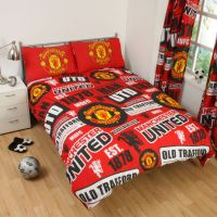 OFFICIAL FOOTBALL CLUB DUVET COVER SETS
