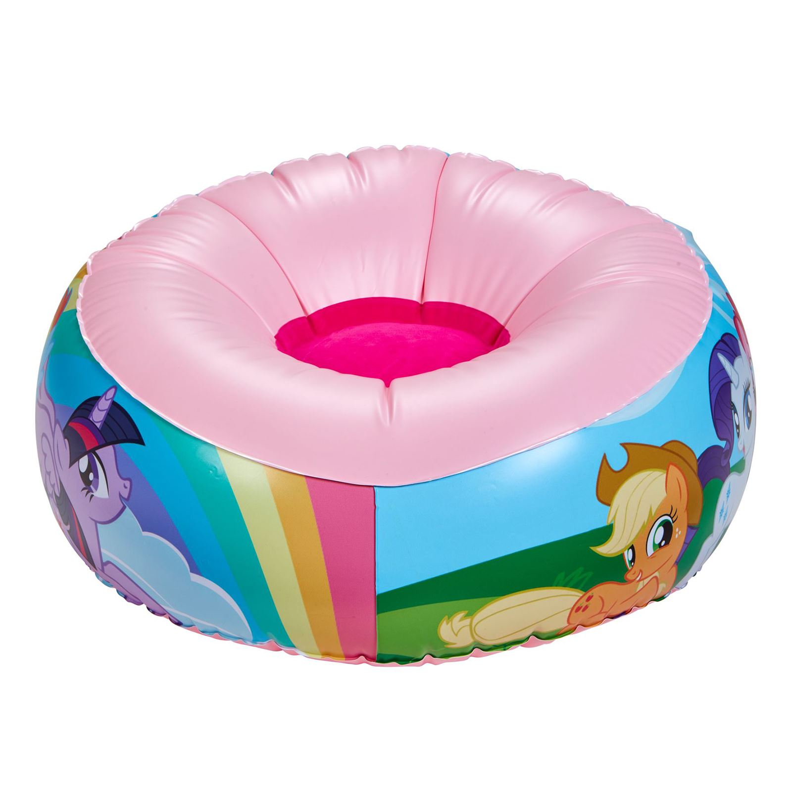 walmart bouncy chair alera elusion series mesh mid back multifunction official my little pony inflatable kids girls pink