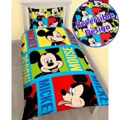 Minnie Mouse Upholstered Chair Canada Adult Beanbag Disney Mickey Or Single Junior Duvet Cover