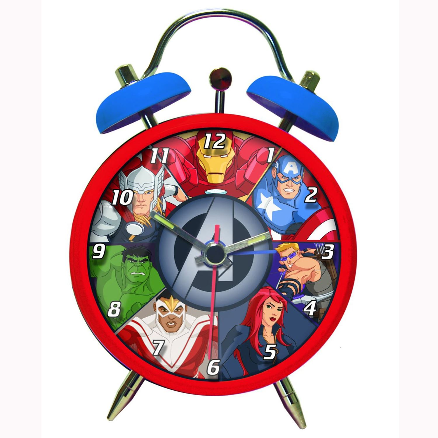 Character Alarm Clocks Mini Time Teaching