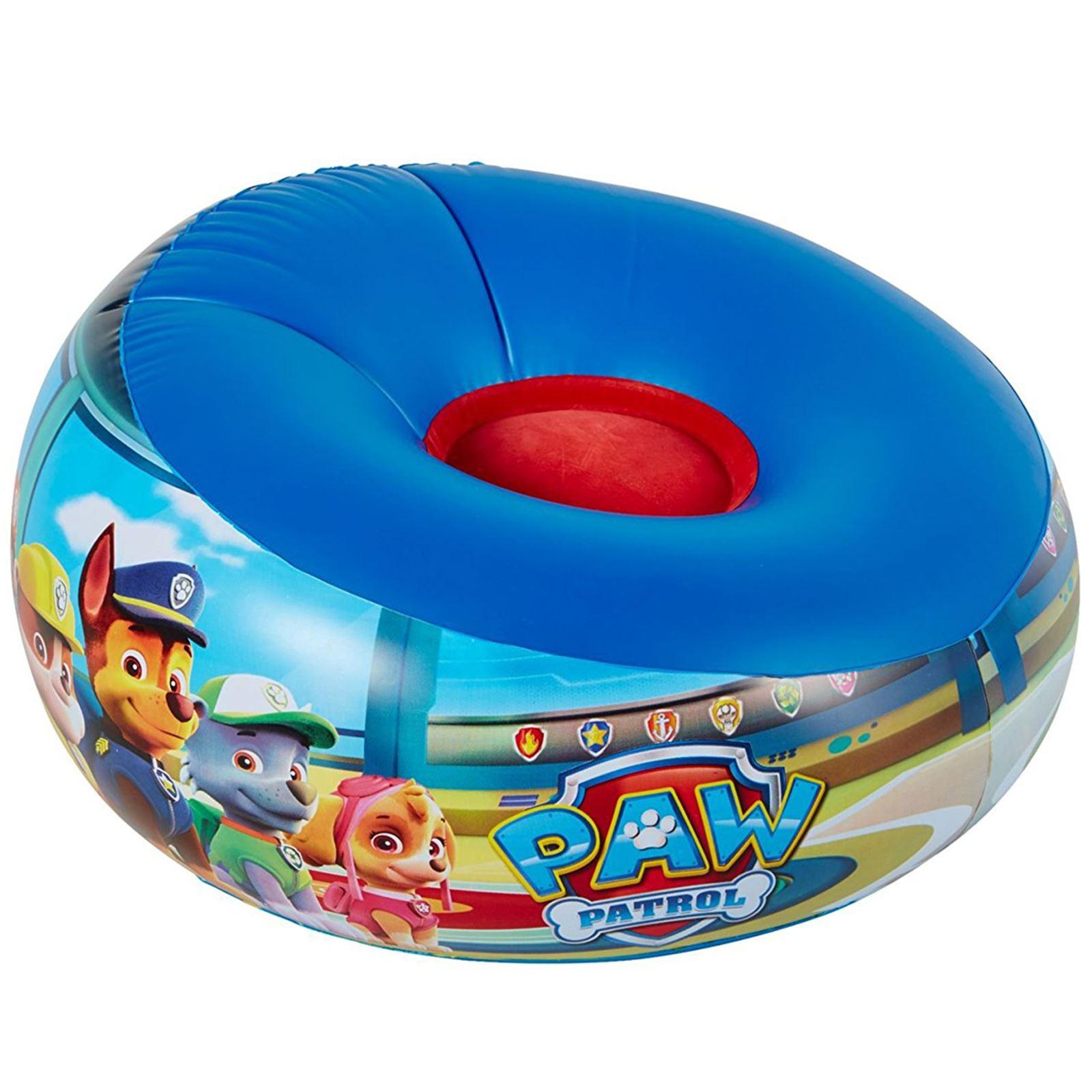 star wars bean bag chair best living room chairs kids junior lightweight inflatable paw patrol my