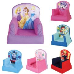 Mickey Mouse Recliner Chair Uk Teak Dining Room Chairs For Sale Official Disney And Character Childrens Cosy