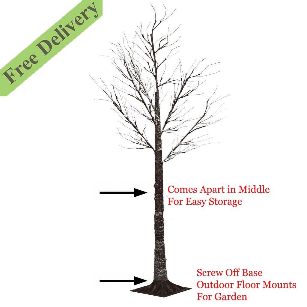 7ft Full German Twig Trees