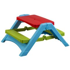 Kids Indoor Table And Chairs Kiddies Chair Covers For Hire Picnic Camping Outdoor Bench Garden Furniture