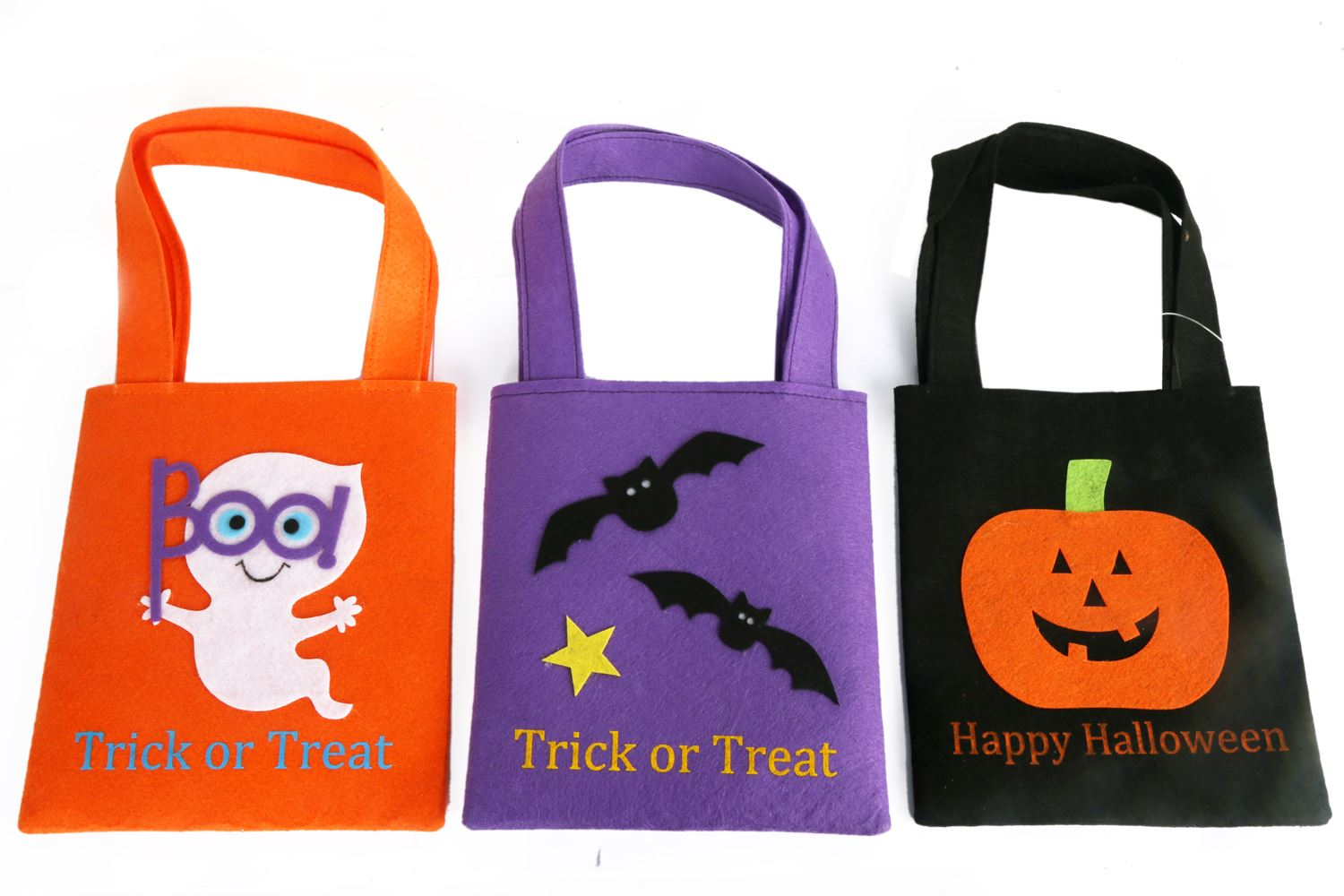 Or Bags Treating Halloween Trick Horse