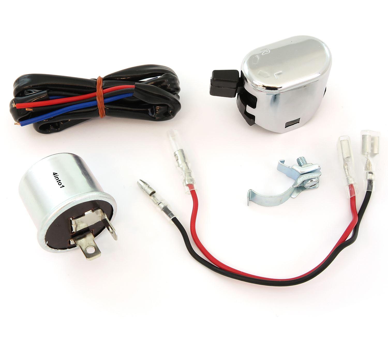 medium resolution of k s turn signal kit relay wiring switch