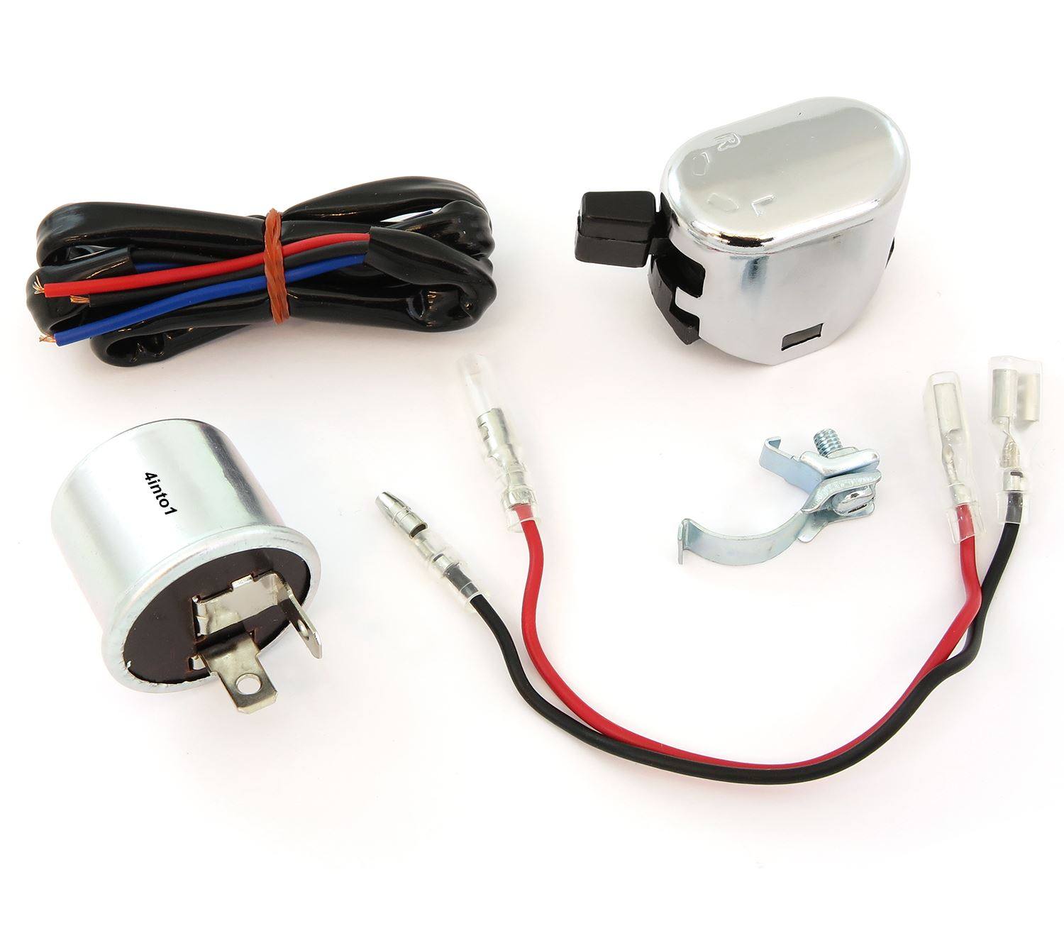 small resolution of k s turn signal kit relay wiring switch