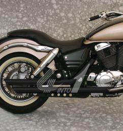 4into1 vintage honda motorcycle parts [ 1800 x 1197 Pixel ]