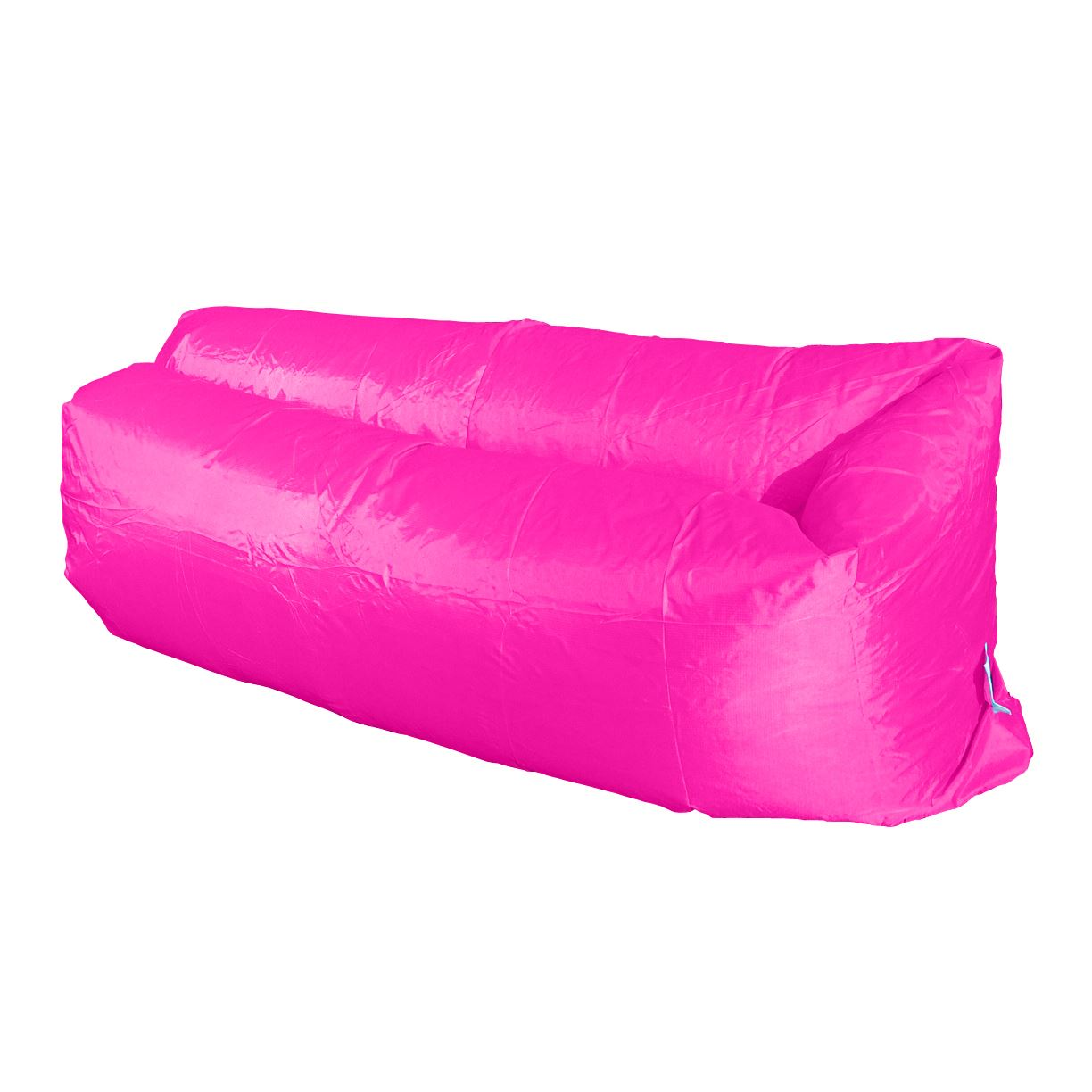 inflatable camping chair collapsible beach sofa air bed luxury seat festival