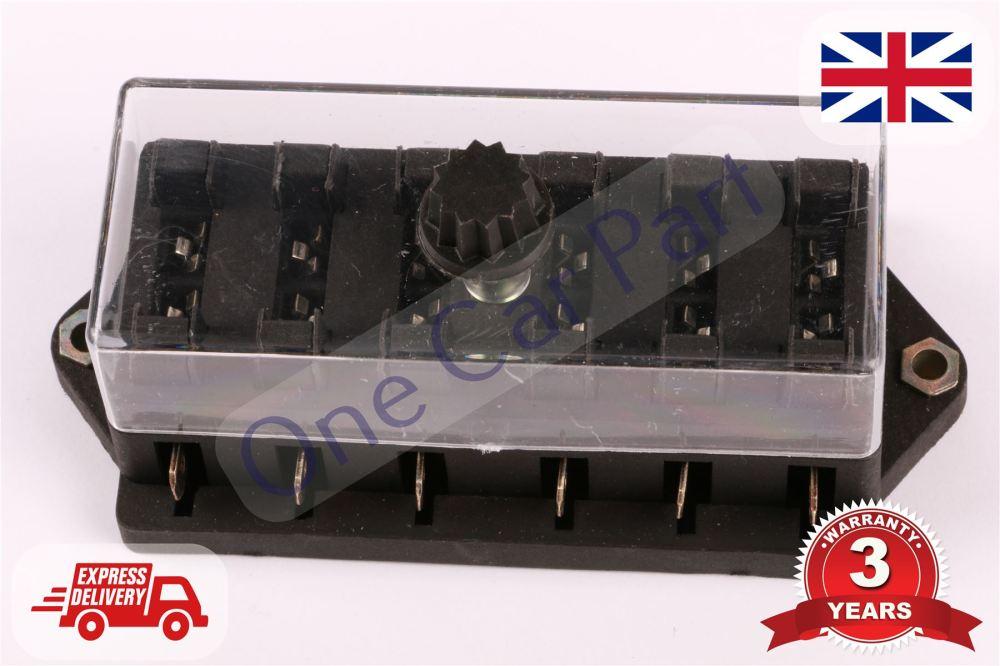 medium resolution of 12v fuse box holder car motorcycle quad bike cars 6 way universal standard