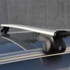 Roof Rail Grand New Avanza Katalog To Fit 2017 43 Peugeot 3008 Integrated Locking Cross