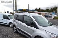 To Fit 14+ Ford Transit Tourneo Connect LWB Aluminium ...