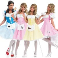 Adult Book Week Costume Bo Peep Miss Muffet Goldilocks ...