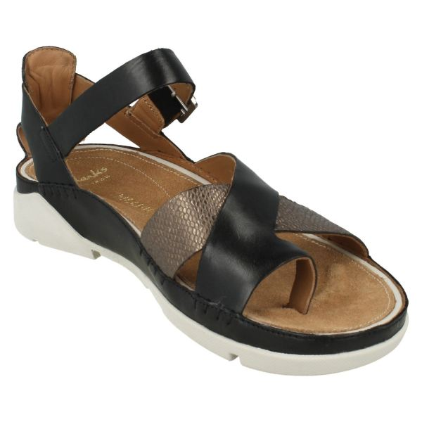 Ladies Clarks Sandals 'tri Ariana'