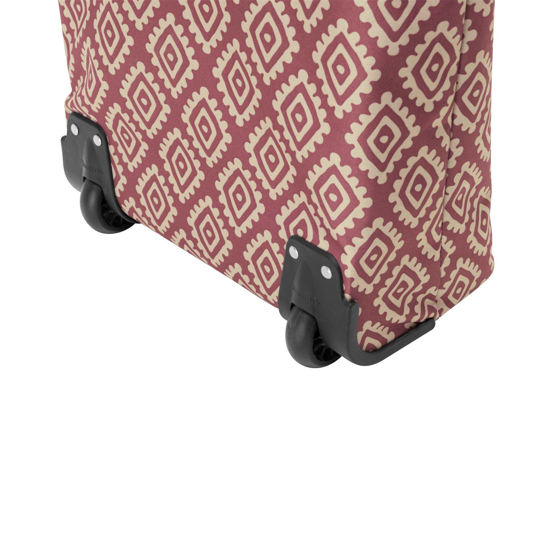 Einkaufsroller Möbel & Wohnen Das Beste Reisenthel Trolley M Artist Stripes Reisetrolley Einkaufs Roller Tasche 43 L