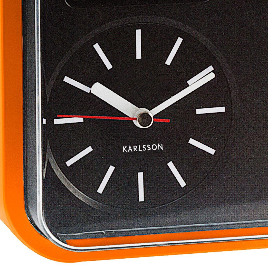 Karlsson Big Flip Amp Mini Flip Retro Wall Clocks With Day