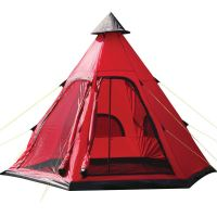 Yellowstone Teepee Tipi Style 4 Man Berth Person Camping ...
