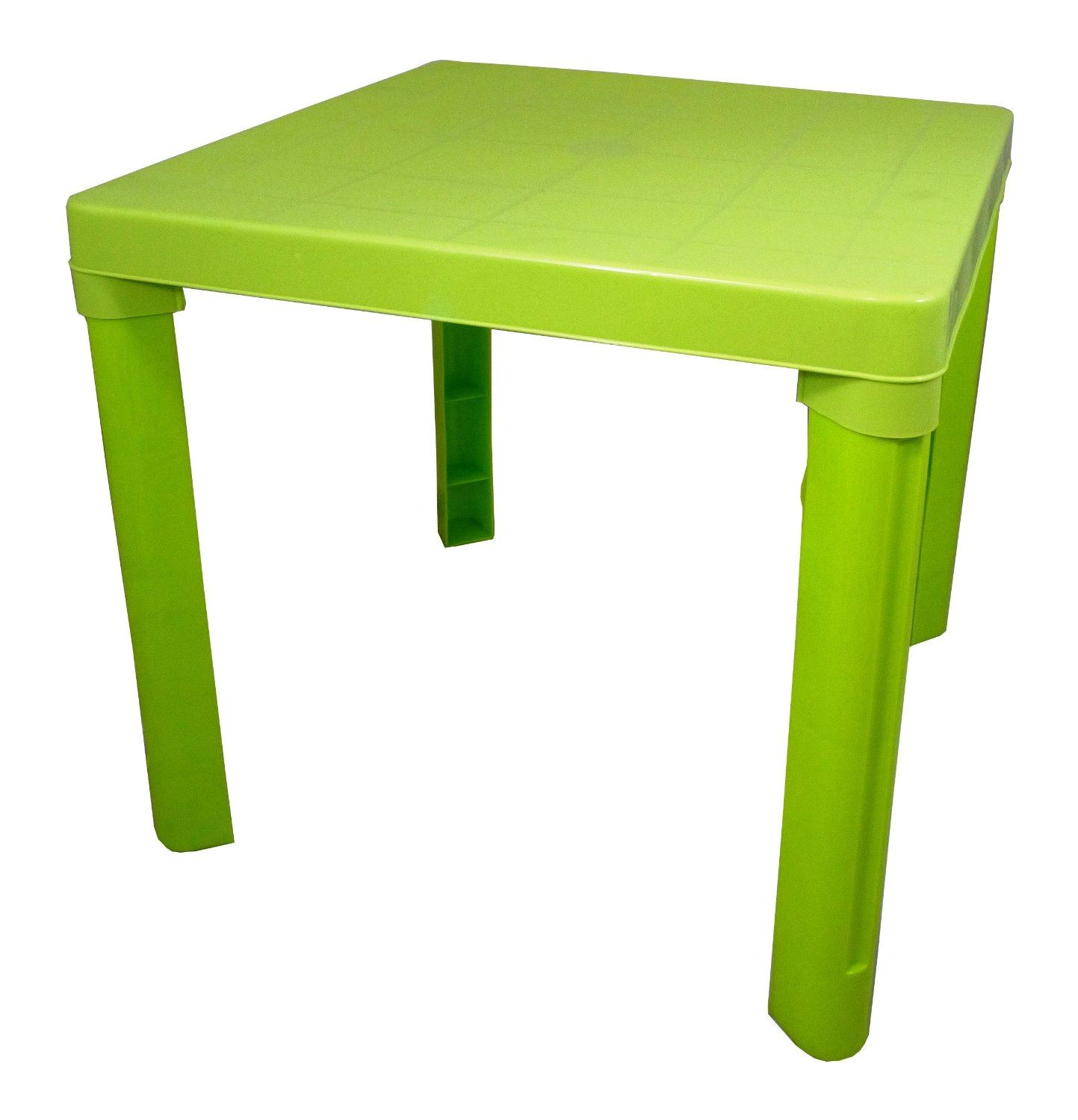 kids indoor table and chairs chair cover hire perth new plastic childrens set coloured nursery