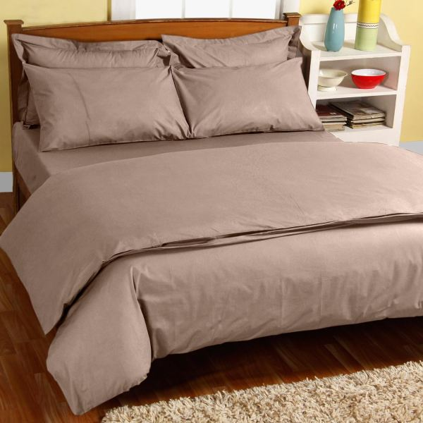Egyptian Cotton Flat Sheets Single Double King Super 1000 Thread Count