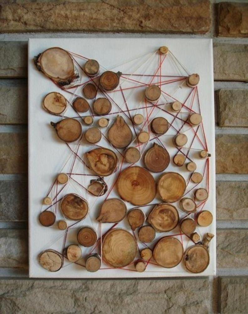 Tree Cookie Art