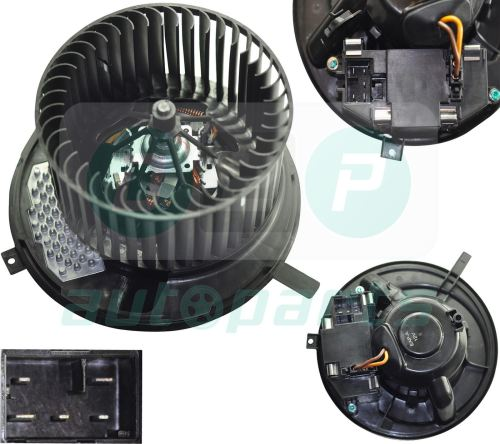 small resolution of image is loading heater blower motor fan for audi a3 8p