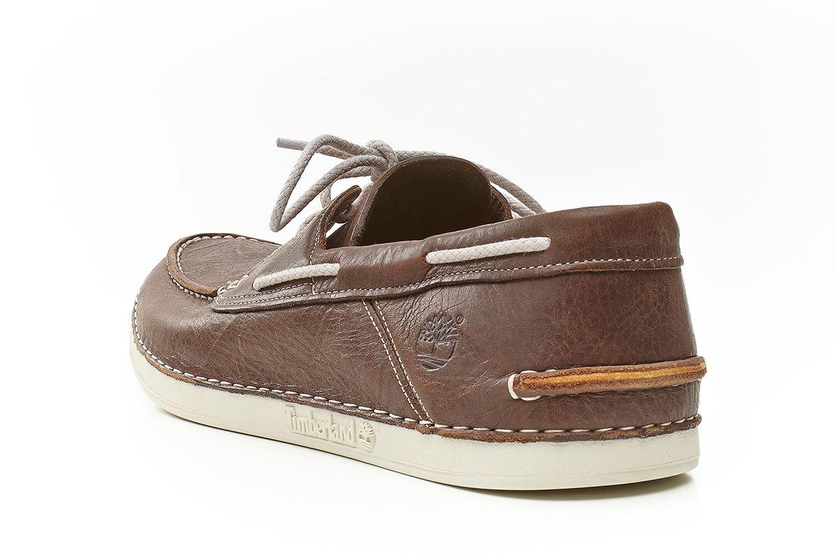 Dark Brown Deck Shoes