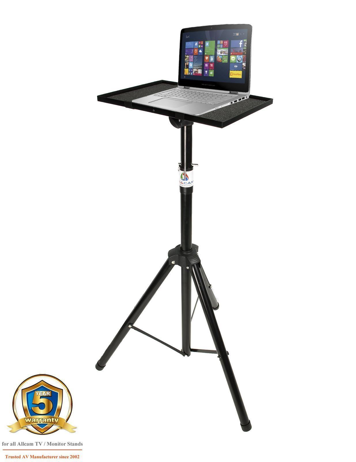 Universal Projector Stand Tripod Laptop Table Speaker