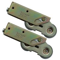 Pair Schlegel Tandem Patio Door Wheels Sliding Roller ...