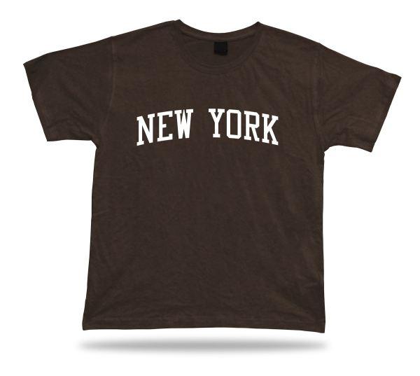 T-shirt Stylish Classic Apparel Souvenir Idea Tee Nyc