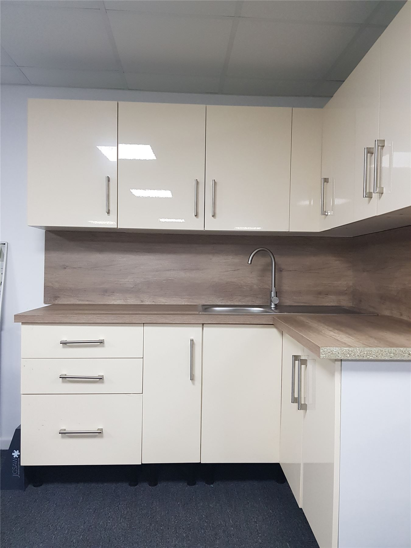 New Kitchen Units Cost