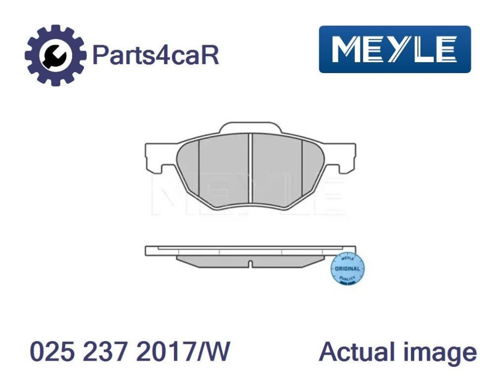 medium resolution of details about new brake pad set disc brake for honda accord vii cl cn k20a6 k24a k24a3 n22a1