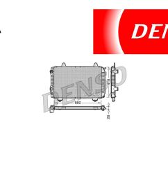 details about radiator engine cooling for citroen peugeot fiat volvo c25 bus 280 290 d9b m705 [ 1700 x 975 Pixel ]