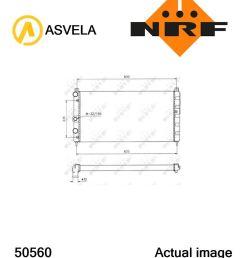 details about radiator engine cooling for skoda vw felicia i 6u1 ea111 aee aef felicia ii 6u1 [ 1000 x 1180 Pixel ]