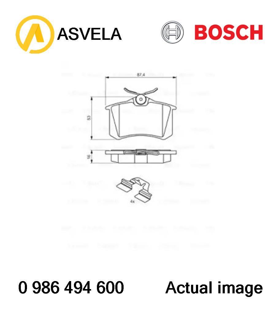 Brake Pad Set,disc brake for RENAULT,VW,AUDI,SEAT MEGANE